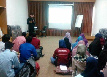 training beasiswa percikan iman