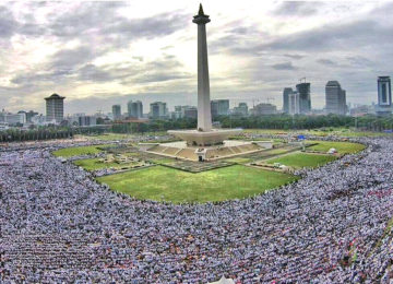 aksi bela islam 3 indonesia