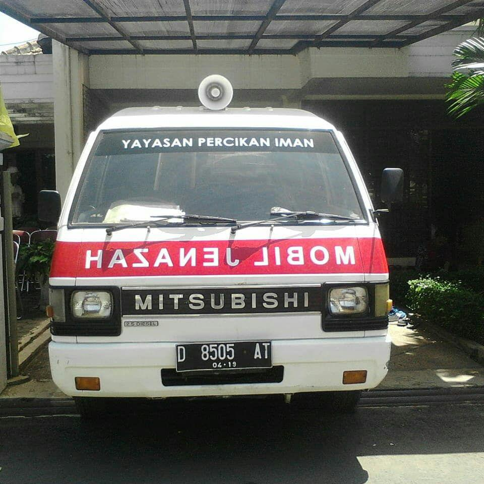 Ambulan Percikan Iman