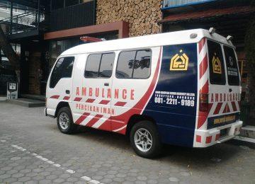 ambulan percikan iman