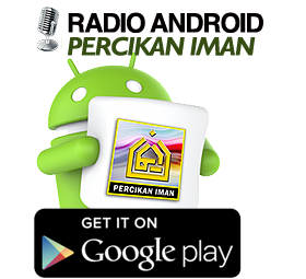 Radio Android Streaming Percikan Iman