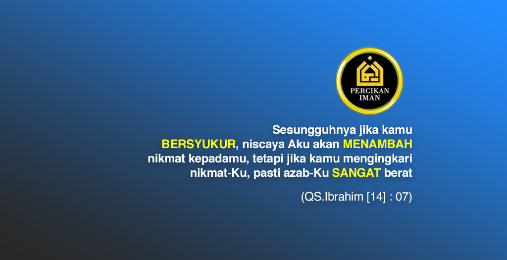 quote bersyukur percikan iman