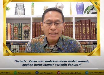 tanya-jawab-iqamah-dalam-shalat-sunah-percikan-iman-aam-amiruddin