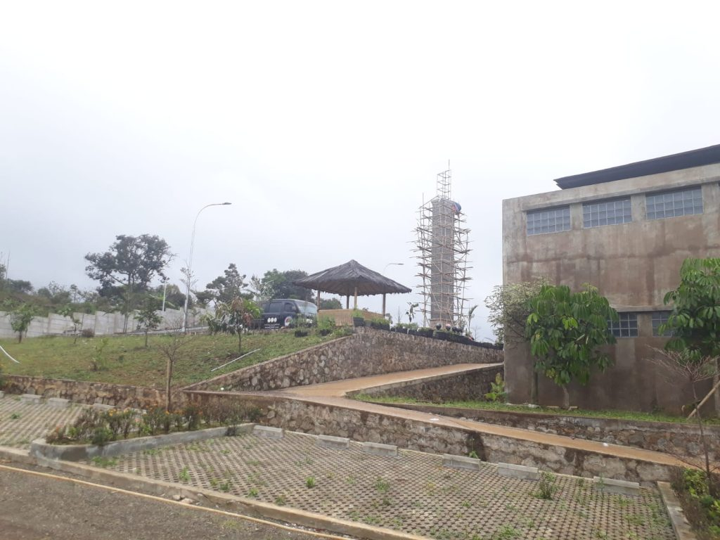 Pembangunan Masjid Percikan Iman