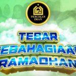 tebar kebahagiaan ramadhan percikan iman
