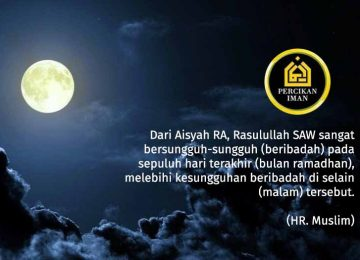 10 hari terakhir ramadhan percikan iman web