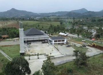 masjid percikan iman